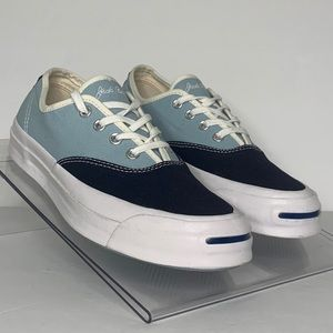 Converse Jack Purcell Signature Shoes Blue/White